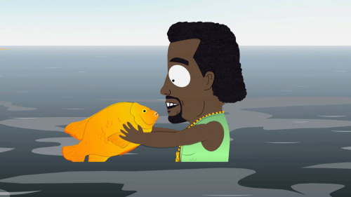 southparkdigital:  Do you like fishsticks? Do you like putting them in your mouth?? Watch the only episode a gay fish needs, right here: http://cart.mn/fishSticks