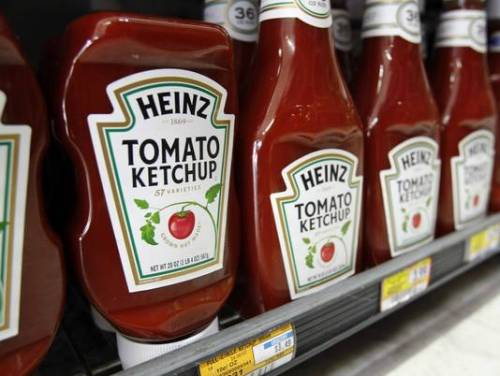 "Berkshire Hathaway and 3G Capital have agreed to acquire food giant H.J. Heinz, maker of Heinz ketchup products, Ore-Ida potato products, and Weight Watchers Smart Ones, for $23 billion. Berkshire Hathaway chairman and CEO Warren Buffett told CNBC Thursday, ""This is my kind of deal and my kind of partner. Heinz is our kind of company with fantastic brands."""