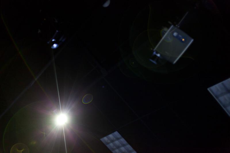 Light im Flightsimulator