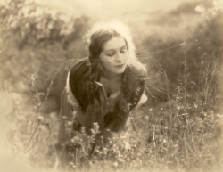 theloudestvoice:  Marguerite De La Motte, The Beloved Brute, 1924