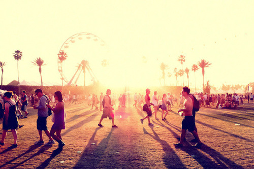 we ❤ coachella