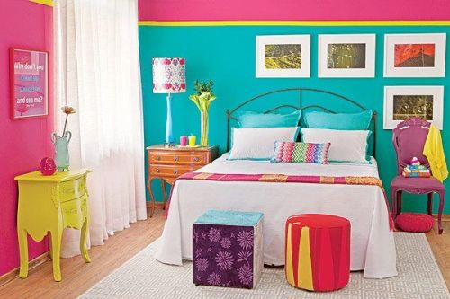 Color Blocking in the Bedroom: Ideas & Inspiration