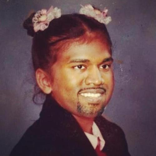 really excited for Kim and Kanye's baby to come