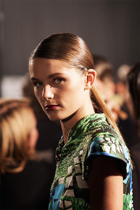 Backstage @ LMFF Opening Night Feat. Mary KatrantzouAll images by Elliott Lauren