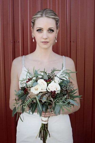 there-it-was:  My Wedding - October 13, 2012  Adore the bouquet!