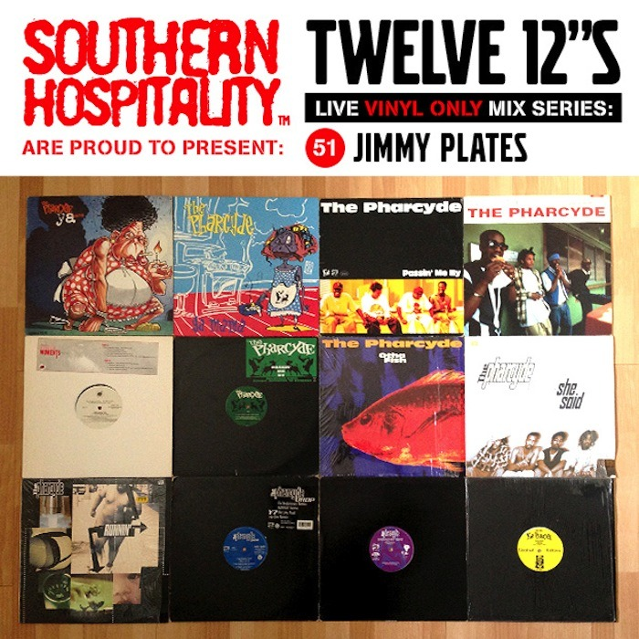"Some guy named Jimmy Plates has made a pretty decent mix of old Pharcyde 12 inch remixes and rarities.   Jimmy: In the early 90′s West Coast Hip Hop was dominated by fully established Gangsta Rap. The biggest players at the time; Ice-T, Cypress Hill and Ice Cube all represented this genre and it was pushed further into the mainstream music world with the dawn of G-Funk and the era-defining albums 'The Chronic' and 'Doggystyle'. One group from South Central LA that bucked this trend was The Pharcyde who had more in common with the jazz infused beats and playful rhymes of East Coast counterparts like A Tribe Called Quest and De La Soul (who they later both toured with). 1993 saw the release of ""Bizarre Ride II The Pharcyde"" which quickly became a favourite with underground rap fans and alternative music fans alike, who perhaps found the light hearted songs about life and love an antidote to the hard gang related rhymes common at the time. The departure of producer J-Swift made way for Jay Dee (J-Dilla) and a change in direction and sound for the groups second album Labcabincalifornia in 1995, although not as popular as their debut offering the soulful sound of tracks such as ""Runnin"" and ""She Said"" have since become enduring classics of the era. So here's a selection of twelve tracks from the group's vinyl back catalogue consisting of B-Sides, Remixes and non album cuts, all mixed live for your listening pleasure. Surely everybody loves The Pharcyde?!""  Download"