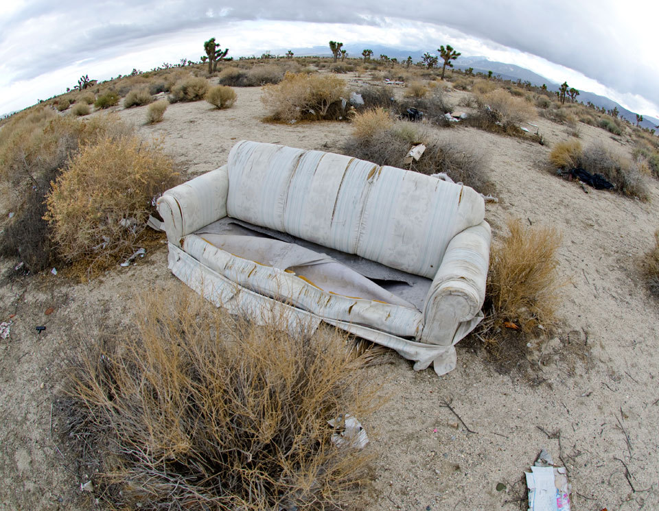 tumblangeles:  Palmdale, CA.10.5 mm fisheye lens.Photo by steve craig.