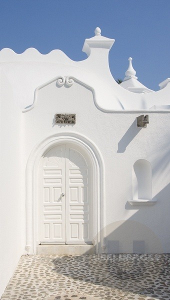 White Door, Manzanillo, Mexico