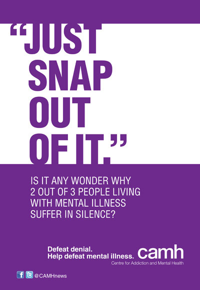 anadhelp:  May is Mental Health Awareness Month—it's time we start talking about mental illness & break the silence.