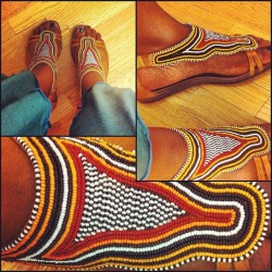 Love my new sandals from @pikolinos_shoes for their #Maasai Project initiative. They're dope, comfortable and best of all — support a great cause.