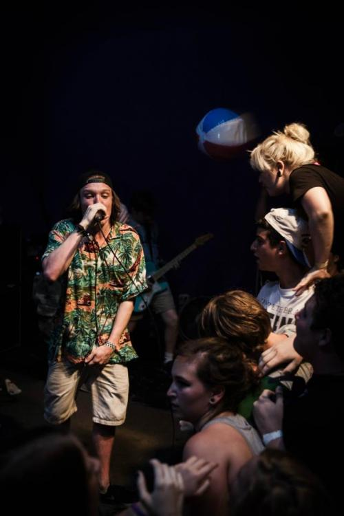 johnnytwobyfour:  Neck deep second show in USA!!!