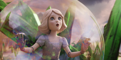 (via Sony Imageworks Takes Us On The Yellow Brick Road to OZ - Creative COW)