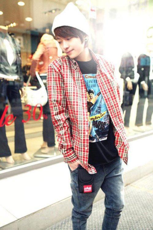 Hướng dẫn các teen boy ăn mặc theo phong cách cực ngầu