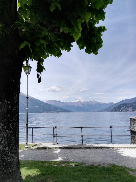 Punta Spartivento lac come