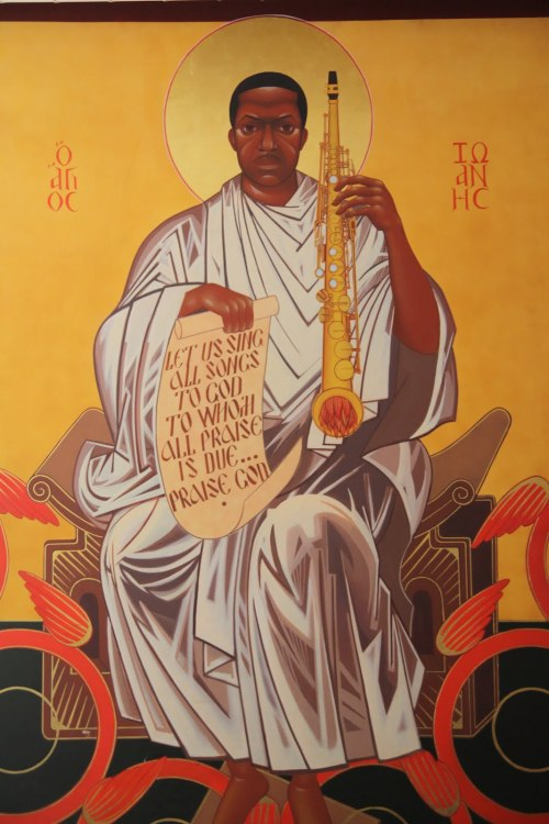 singinginthewire:  Saint John Coltrane African Orthodox Church