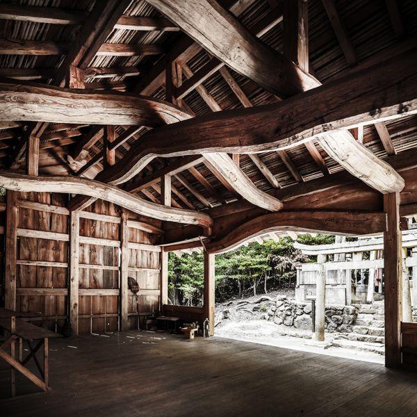 Japanese Aesthetics Ancient Japanese Architecture Interior