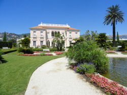 Villa Ephrussi de Rothschild, St-Jean-Cap-Ferrat, French Riviera, France submitted by: travelelmundo, thanks!