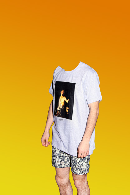 #FFF Spring / Summer 2013 Goliath T-Shirt Rock Shorts http://look.fffmenswear.com