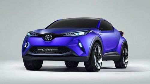 Wild Toyota previews Nissan Juke rival  Toyota is taking a bold concept car to Paris next week. Should it make production?  The Paris motor show is shaping up to be rather bustling. The latest concept car to reveal itself ahead of the hall doors cranking open next week comes fromToyota. It's called the C-HR Concept, and it looks quite unlike anything you'll currently find in a Toyota showroom. Which is to say bold and beguiling as opposed to a little bit boring (GT86 excepted, of course).  It's essentially a future design study, hosting 'the introduction of themes which signal a future direction for Toyota vehicles', but it's also the clearest hint yet that Toyota has theNissan Jukein its crosshairs. Toyota helped bring the SUV to the mainstream via the originalRAV420 years ag