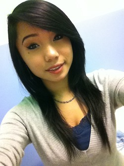 "perfectcouples:   See this girl? She's my girlfriend (aka ""My Dearest""). I love her and consider her to be my everything. She is my hopes, dreams and all the in-betweens. But lately she's been missing from my life…I miss her more and more with each passing day. I long to be with her and wish to see her face-to-face - considering I'm here (Hawaii) while she's there (Florida). Initially, I was afraid of pursuing another relationship - a long distance one, to avoid a broken heart. However, I realized that it wasn't so bad. It was in those few yet precious moment spent communicating with my girlfriend, that I realized the true meaning of love; NOT the casual ""let's get together then break up when things go rough."" Our love for each other exceeds the normal expectation of ""young love"": love at an early age doesn't exist and will never happen. That may be so, however, but it is quite prevalent if we break down our barriers and change our perspective; then and only then will we see love. And I'm not saying our relationship is perfect, no. Both of us have issues that are yet to be resolved. I am currently suffering from Clinical Depression, Borderline Personality Disorder, as well as an on-and-off addiction to drugs and alcohol; my girlfriend is no different - although I don't know the main cause, I know that she feels the same way. All together, we are fighting to stay alive. So, what is it then, that keeps us together? The answer is simple: She and I are soul mates. Sounds crazy, huh? Well, we're crazy about each other. I mean, I can see it whenever we video call on Skype; I can hear it whenever we talk on the phone; and I can feel it inside of me without second guessing or denying that we were meant for each other.  But nothing lasts forever. Someday we will have to go our separate ways for whatever reason(s). Yet that shouldn't stop me from loving her every day. I made a promise to my girlfriend that I will support/be there for her as much as I can; to cheer her up and lend/give her everything I've got; and to get back up if/when I fail. I gave her my word and full commitment, therefore I will honor it for as long as possible. Absolutely nothing will stop me.  So I need your help. Yes - YOU. I'm asking you to spread this around (like/reblog/share…) in hopes that it will get to Her. As mentioned earlier, I've been missing her and have no idea on her whereabouts. If this circulates, then maybe - just maybe someone, somewhere, could recognize and somehow inform my girlfriend. I really need to know if she's somewhere safe and if she's doing okay - that's my main concern. Everything else - what's happened, the people involved, the details, etc..- doesn't matter. But if that doesn't work, at least I can say I tried my best. I simply want my girlfriend to know that someone out there cares. And most importantly…that I love her.   Please pass around"