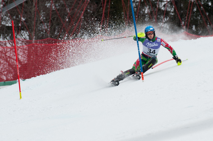 Last weekend I was in Schladming Austria for the Alpine Ski World Championships. I was lucky enough to get a good spot to photograph the men's slalom final on Sunday. Feel free to see more photos on my Facebook Page.