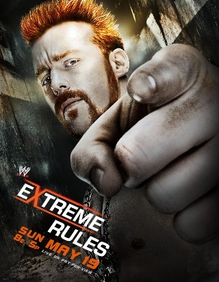 "I commented about WWE Extreme Rules on GetGlue    ""One down, two to go…..""        Join the Conversation"