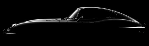 black car jaguar blackandwhite transport