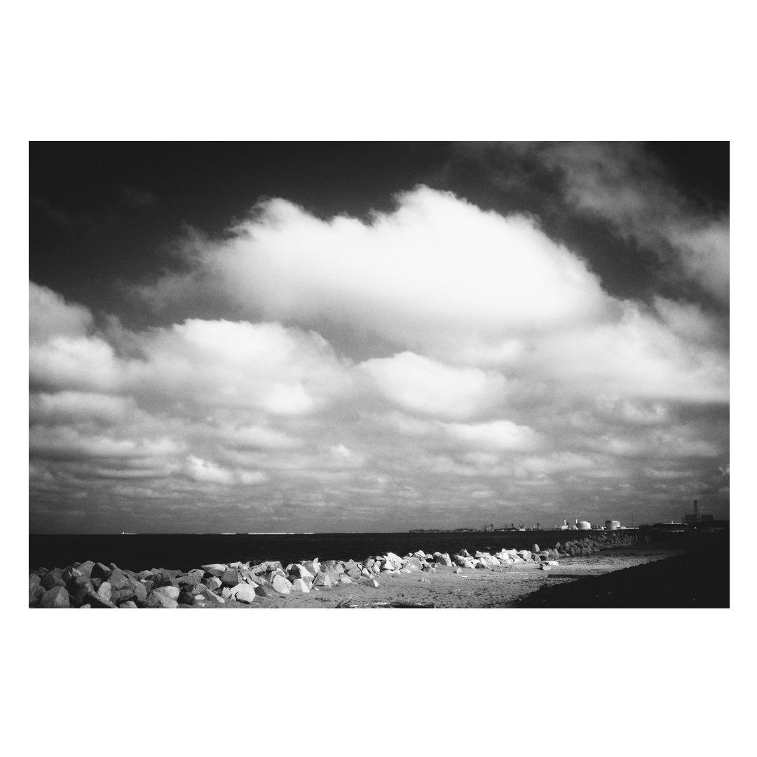 Japan (Yamamoto) #original#Japan#japanese#monochrome #Black and White #bw#snapshot