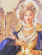 Beyoncé: Descendant of a Royal Lineage of Beyoncé.