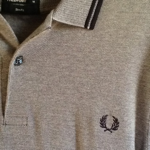Just purchased this beauty! Another Fred Perry slim fit twin tipped polo to add to my collection!