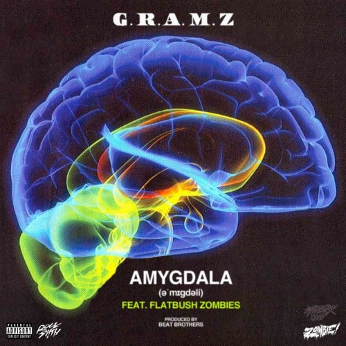 """AMYGDALA"" - G.R.A.M.Z. ft. Flatbush Zombies (Prod. Brotha Beatz)"