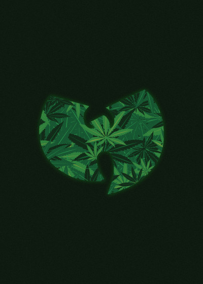 theonlystefers:  Wu- Tang weed logo | by @theonlystefers