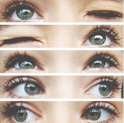 cool eyes on tumblr