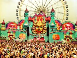 Festival time ♥ ID&T Tomorrowland goes USA