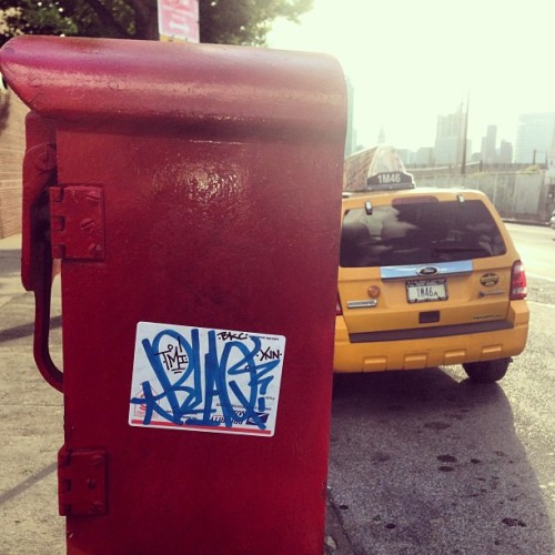 Somewhere in the city of NYC.. #blaq #tmicrew #ynn #tfp #bkc #23m