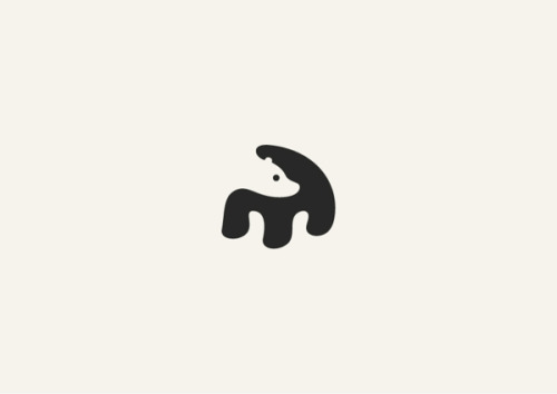 Negative space animal masterpieces on Behance. Ffffound at http://bit.ly/11R0E27