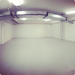 "We're excited to announce we've added 5 new studios spaces annexed to the gallery on the basement level. We've worked hard to establish ourselves from a ""pop up"" gallery a permanent space, and are excited to add the additional studios.  Studio spaces are basement-level so there aren't any windows, but they've all been recently renovated and have new lighting and new walls. Rent includes all utilities, wi-fi access, and use of the gallery space if it's open for short term shows, studio visits, etc. There are bathrooms, and a slop sink, as well as an annual Open Studios and monthly exhibits/receptions in the gallery space. We are looking for active artists / or small creative companies and welcome people to share the spaces.  Spaces Available: 310 sqft - $365 360 sqft - $425 620 sqft - $730   Please contact us to set up a time to check out the studios or with any questions, info@lincolnartsproject.com"