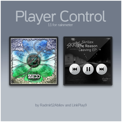Player Control 1.1 Designed by ~Radmir12Abilev!