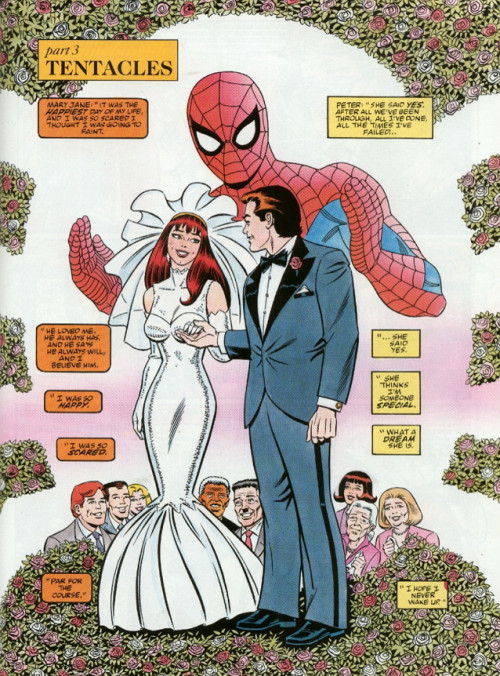 The Amazing Spider-Man: Parallel Lives (1990)
