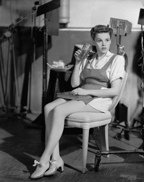 retrogirly:  Judy Garland