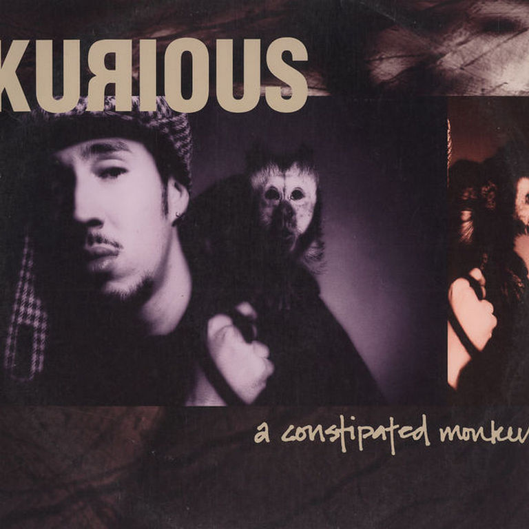 BACK IN THE DAY |1/18/94| Kurious released hsi debut album, A Constipated Monkey, on Columbia Records.