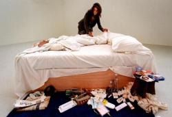 whateverjeanne:  Tracey Emin, My Bed