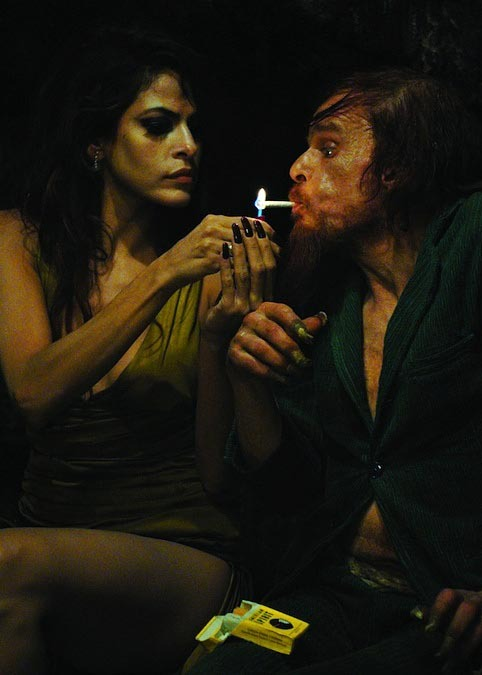 Holy Motors (2012) weirdest movie that I've ever seen