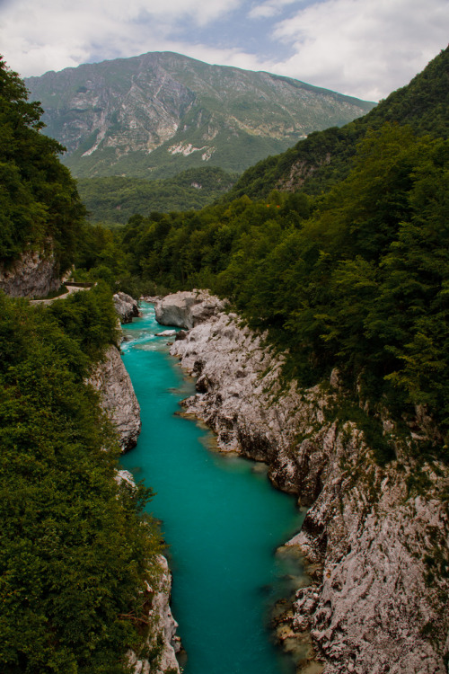 ecocides:  The Emerald Beauty (Soča), Slovenia | image by Karmen Smolnikar