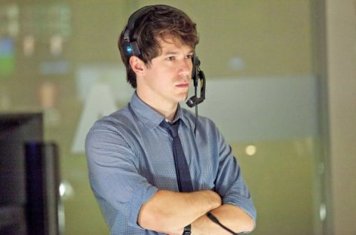 John Gallagher Jr. of HBO's The Newsroom spoke to us about memorizing the fast-paced, verbose lines:  [M]ost of the rehearsal happens when I'm alone at home in my apartment. I'll work on the scenes; I'll walk around; I'll try to say them out loud. Sometimes I'll record myself saying all of the lines, even the characters that aren't mine, and I'll listen to that while I'm doing dishes or cooking dinner, doing something else just so that I'm trying to get it in my head in a way that doesn't feel like work. I've always been able to listen to a song … once or twice and know all of the lyrics, and so I find sometimes getting audible cues in my head will help me learn it in a way that, I'll go to rehearse it again and all of the sudden it will be in there. It will start being a little more effortless.