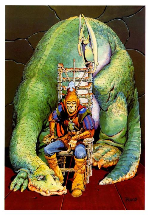 Arzach by Mike Ploog