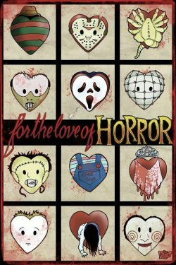 popcornhorror:  For the Love of Horror