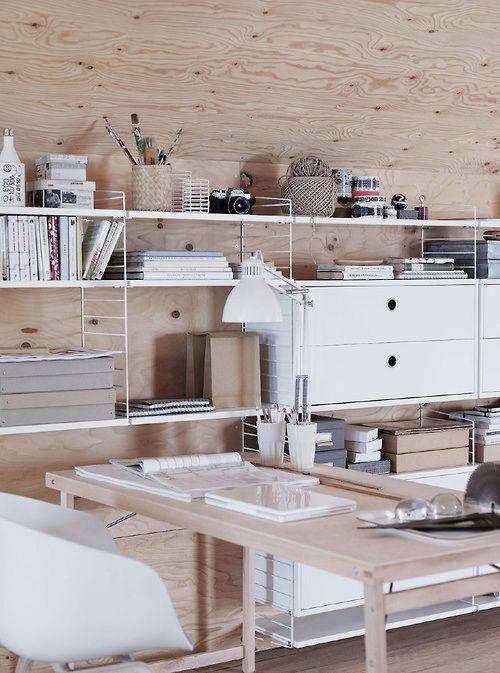 Para la zona de estudio de los peques o para rincón de trabajo, os damos nuestras 6 claves básicashttp://bit.ly/1o0COLQ #decoratualma