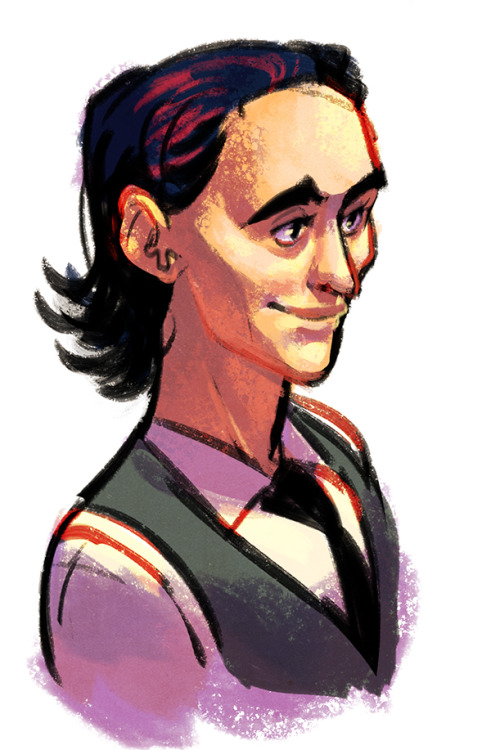 have a loki it was a tutorial of sorts for shan cuz we need lessons on things.