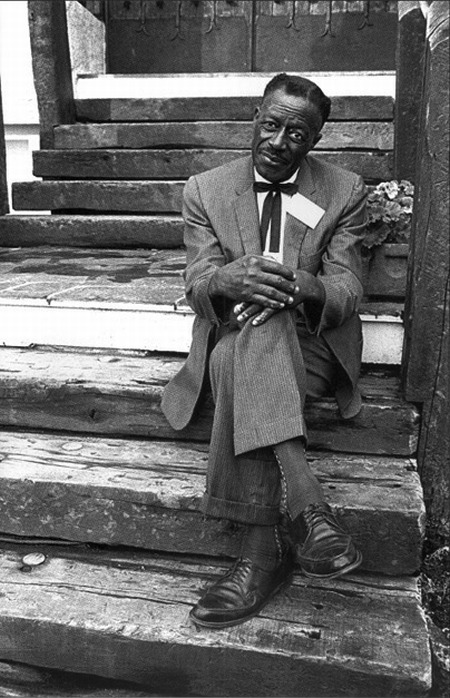 languagethatiuse:  Mr. Son House.